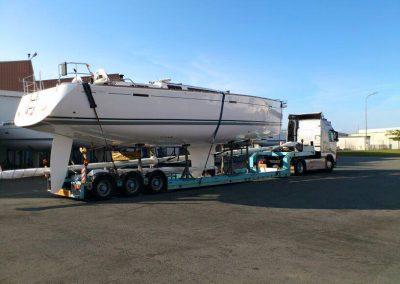 Cepelludo transporte barco 13