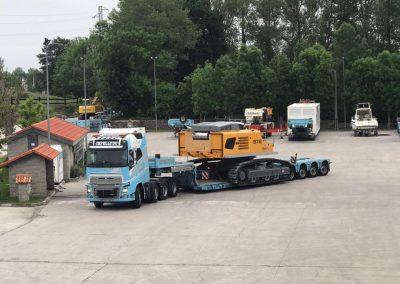 Cepelludo transporte vehículo industrial 16