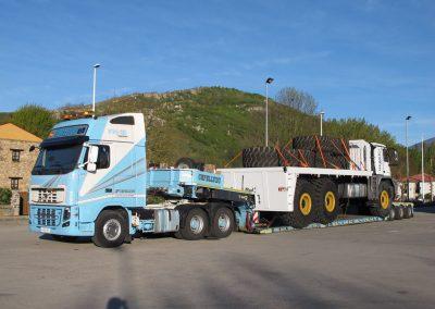 Cepelludo transporte vehículo industrial 21