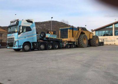 Cepelludo transporte vehículo industrial 27