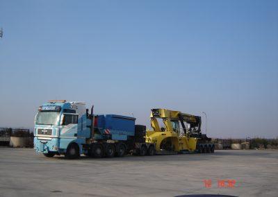 Cepelludo transporte vehículo industrial 15