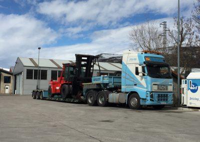 Cepelludo transporte vehículo industrial 11