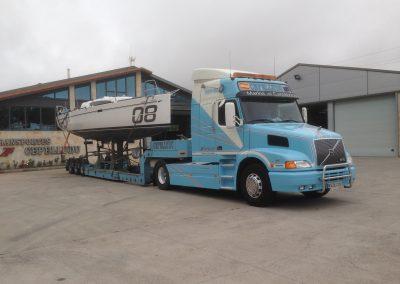 Cepelludo transporte barco 7