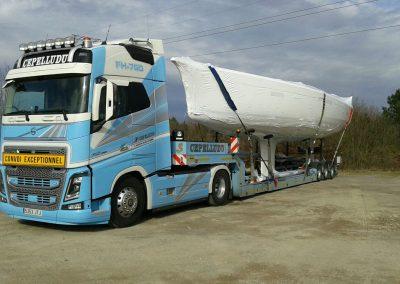Cepelludo transporte barco 4