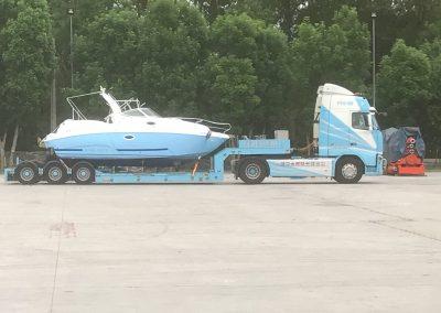 Cepelludo transporte barco 29