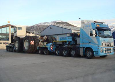 Cepelludo transporte vehículo industrial 28